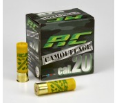 CARTUCHOS RC CAL20 CAMOUFLAGE 30GR