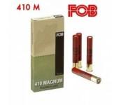 Cartuchos FOB 410Mag 20gr Cam 76 disponivel e ch 6,7.5 e 9