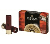 Cartucho Bala Federal Premium Truball Low Recoil Rifled HP