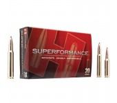 Hornady SST 6.5x55 140gr Superformance