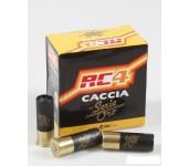 Cartuchos RC 4 Caccia Serie ORO 35gr Ch 5 e 6