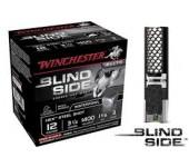 CARTUCHOS WINCHESTER BLIND SIDE AÇO Cal 20/76 30GR