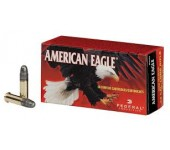 MUNIÇÕES FEDERAL AMERICAN EAGLE .22LR 40GR