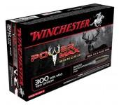 Munições de Caça Grossa Winchester 300 Win Mag Power Max 180Gr Bonded HP