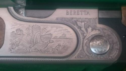 NOVA! Pietro Beretta 690 Field III canos 71 cm Mch Optimabore HP!