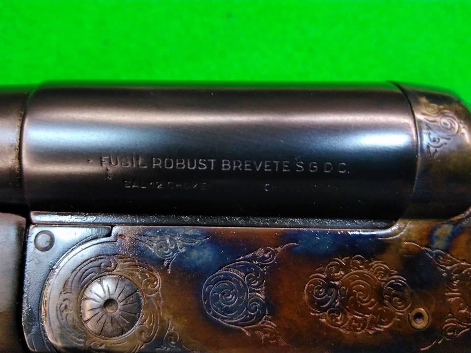 Manufrance ROBUST SAINTE ETIENE Mod 246 Duas Palmas, rigorosamente