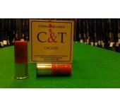 Cartuchos C&T 36 Gr.  Especial MB CAÇA 435 M/S