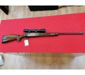 Carabina inglesa BSA calibre 243 WIN