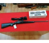 Conjunto Carabina SAKO calibre  375 H&H MAGNUM