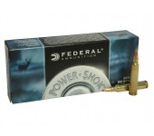 Federal Power-Shok Ammunition 223 Remington 55 Grain Soft Point