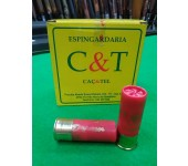 Cartuchos C&T 32 Gr. Dispersor  Calibre 12 Ch9 ao Ch5