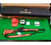 NOVIDADE PACK MONTARIA !!!  BROWNING MK3 TRACKER PRO Orange 9,3X62