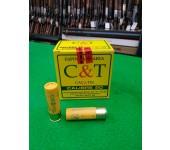 Cartuchos C&T 28 Gr. Calibre 20 Disperssor