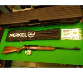 Merkel RX- HELIX BLACK CAL 308 WIN
