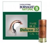 CARTUCHOS BORNAGHI DELUX CAL.12 32GR.
