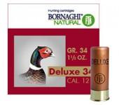 CARTUCHOS BORNAGHI DELUX CAL12 34GR
