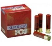 Cartuchos FOB Super28 cal.28 28gr ch6