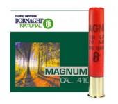 Cartuchos Bornaghi Magnum cal.410 19gr. ch.6/7/8/9/10
