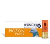 CARTUCHOS BORNAGHI PIGEON PAPER CAL12 36GR CX.10 UNI.
