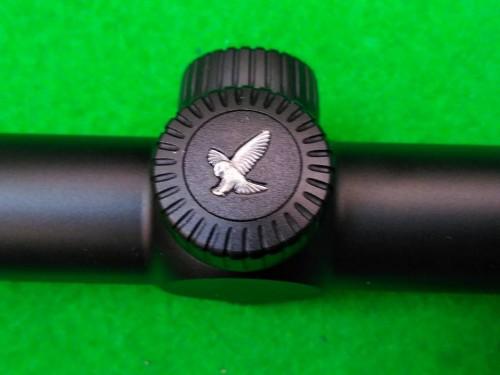 Mira Swarovski Z8i 1-8x24 Recticulo  iluminado 4A-IF